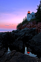 Bass Harbor Ligthouse Maine