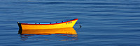 Yellow dingy